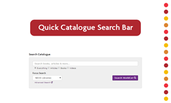 How to Find a Book Using the Library Catalogue